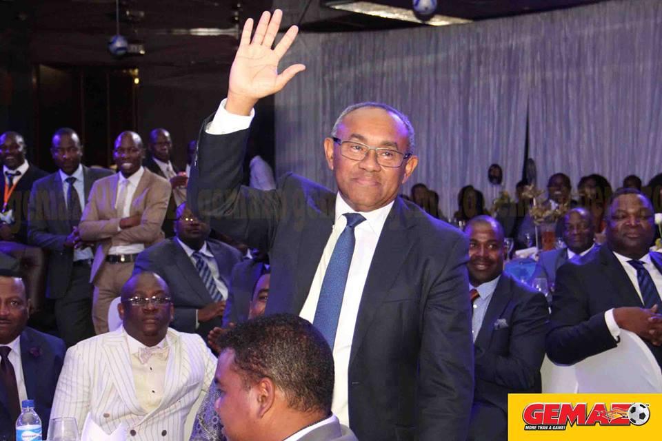 Meet Ahmad the new CAF President