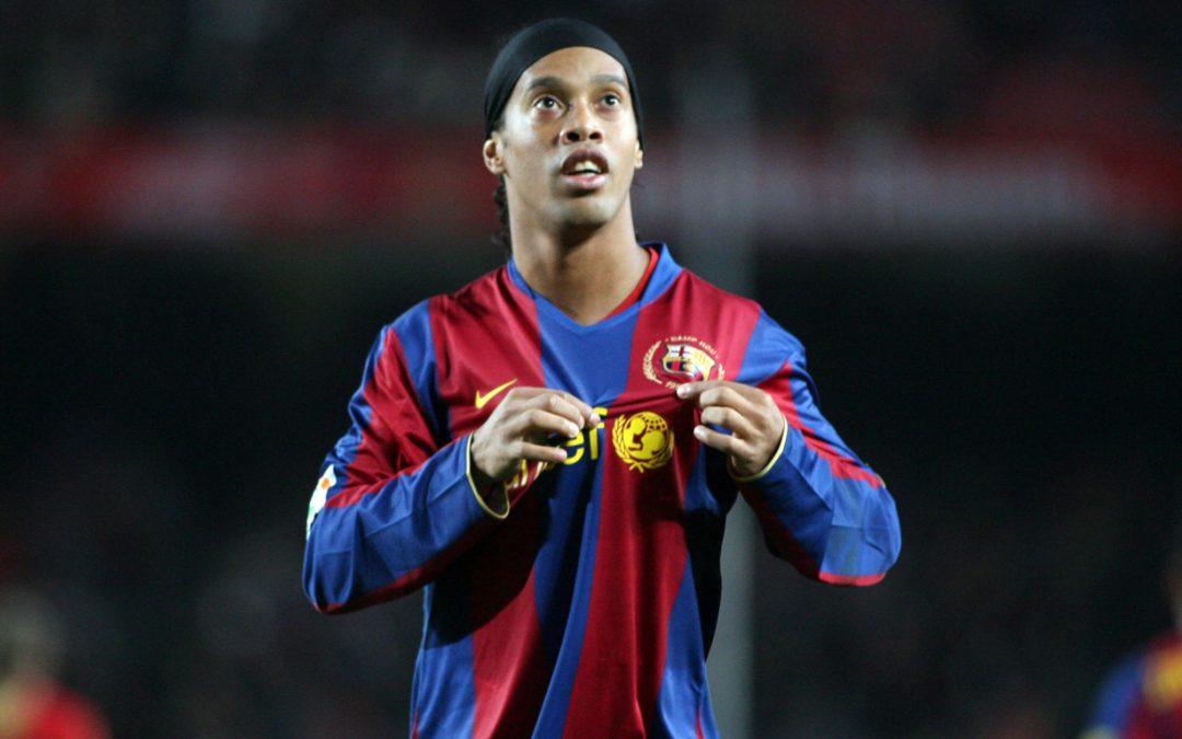 Ronaldinho Expected in Zimbabwe Tomorrow