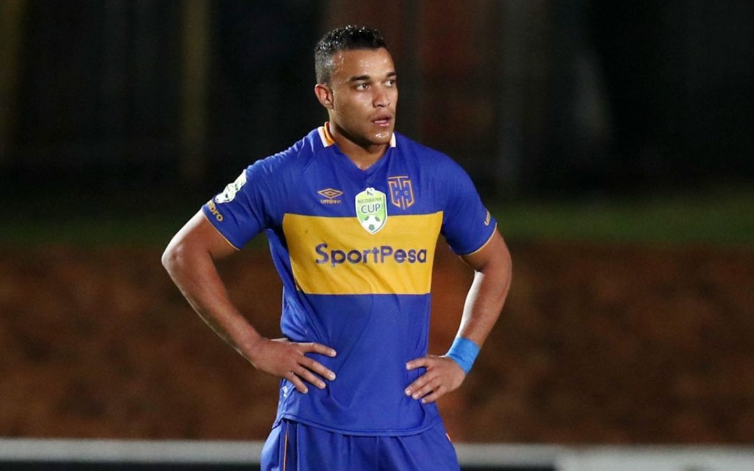 CAPE TOWN CITY PIN HOPE ON RUSIKE