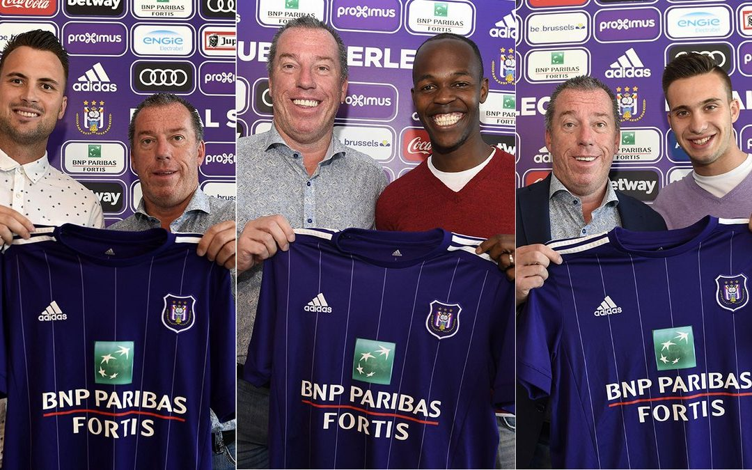 MUSONA SIGNS FOR ANDERLECHT