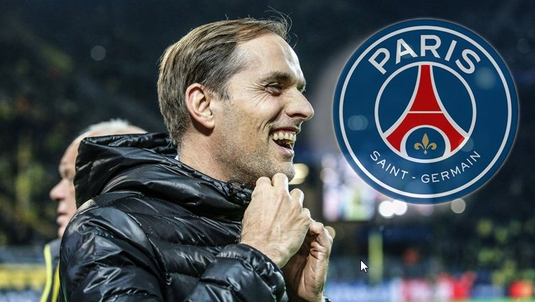THOMAS TUCHEL CONFIRMED AS NEW PSG MANAGER