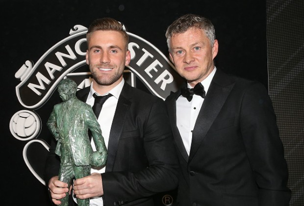 MANCHESTER UNITED PLAYER OF THE YEAR ANNOUNCED