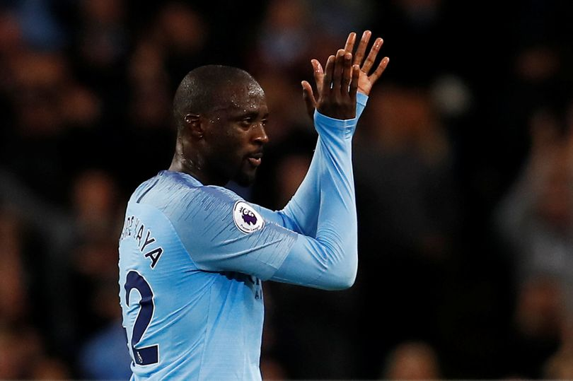 YAYA CALLS TIME ON HIS CAREER