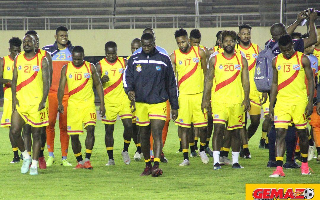 DRC FINAL AFCON SQUAD NAMED