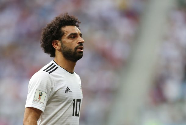 SALAH FINALLY JOINS EGYPT AFCON CAMP