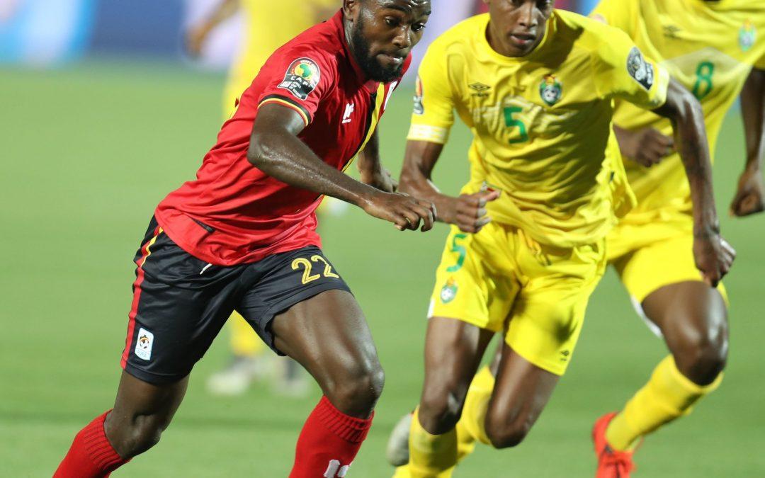 UGANDA PLAYERS BOYCOTT TRAINING